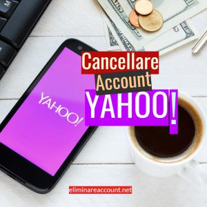 Cancellare Account Yahoo