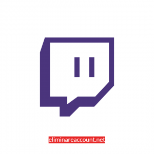 Eliminare Account Twitch